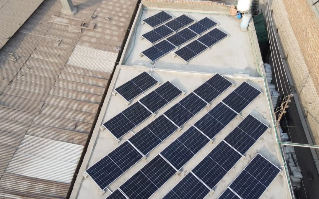 Iqbal Town 40kW Grid System