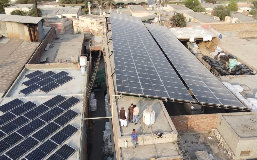 50 KW Complete Solar System