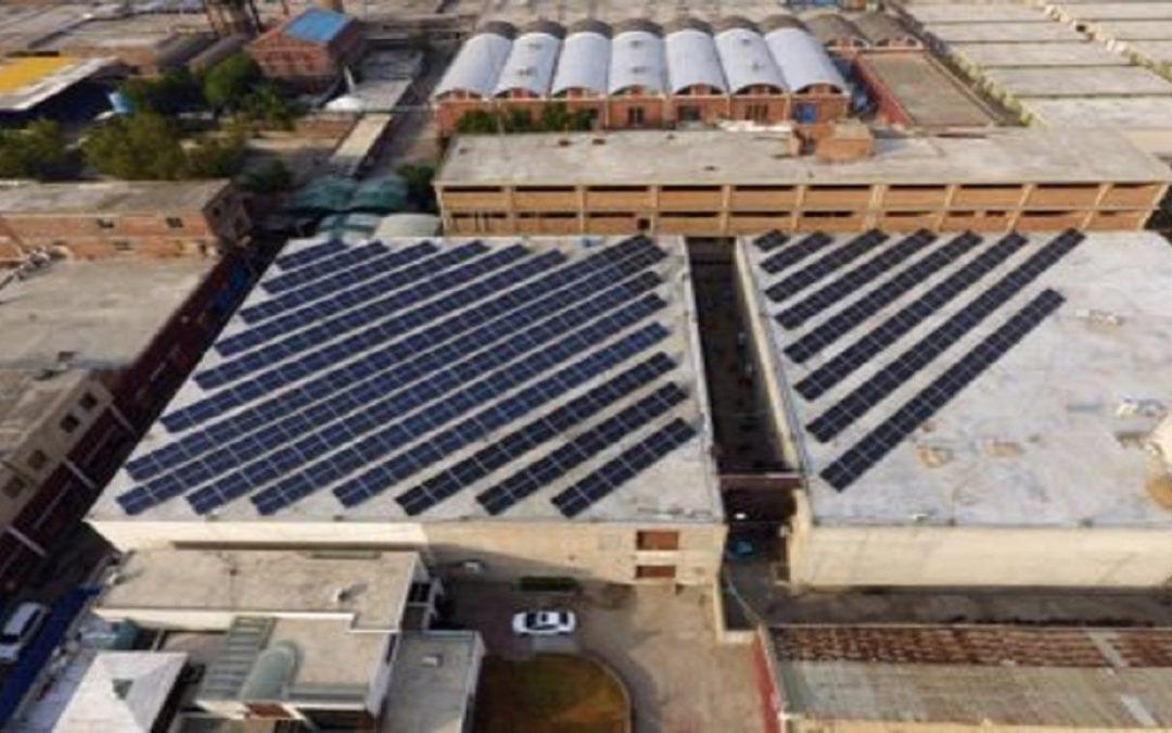 400KW On Grid Industrial Solar